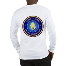 Navy Medical Corps Long Sleeve T-Shirt