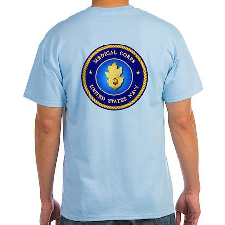 Navy Medical Corps Light T-Shirt