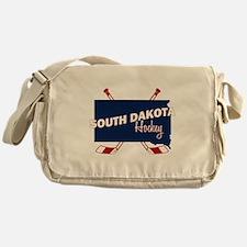 South Dakota Hockey Messenger Bag