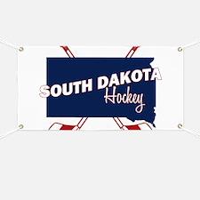 South Dakota Hockey Banner