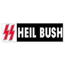 HEIL BUSH Bumper Bumper Sticker