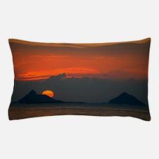 Sunrise at Lanikai Pillow Case