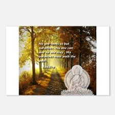 walk the path Postcards (Package of 8)
