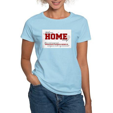 Welcome Home - Next assigment Women's Light T-Shir