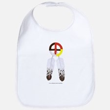 Unique Native american Bib