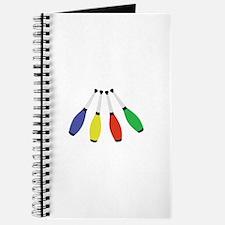 Juggling Clubs Journal
