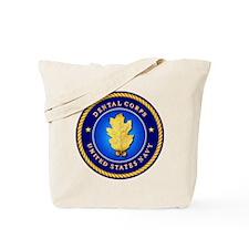 Navy Dental Corps Tote Bag