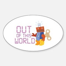 Out of This World Decal