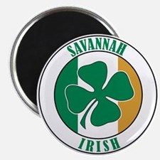 Savannah Irish Magnet