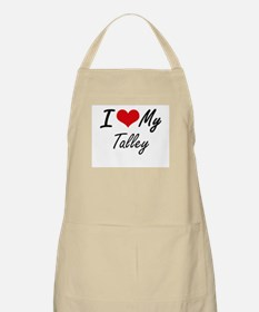 I Love My Talley Apron