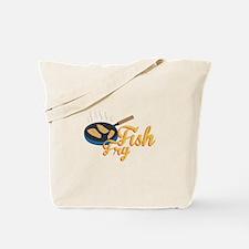 Fish Fry Food Tote Bag