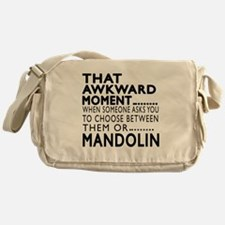 Mandolin Awkward Moment Designs Messenger Bag