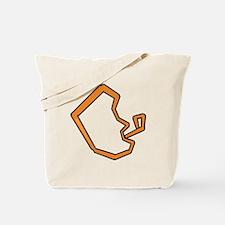 Robert Frost Balloon Tote Bag
