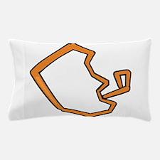Robert Frost Balloon Pillow Case