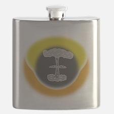 Atomic Explosion Flask