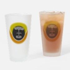 Atomic Explosion Drinking Glass