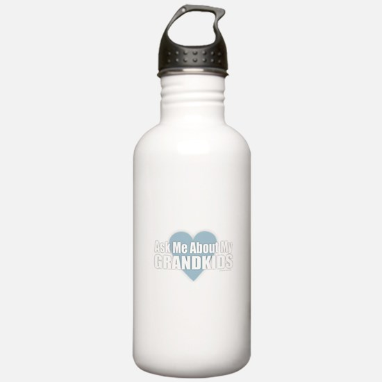 Ask About Grandkids Water Bottle