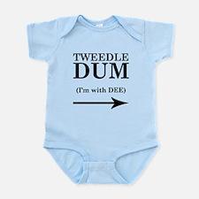 Unique In wonderland Infant Bodysuit