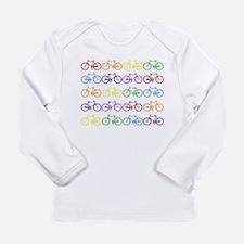 Rack O' Bicycles Long Sleeve T-Shirt