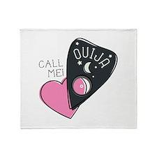 Call Me Throw Blanket