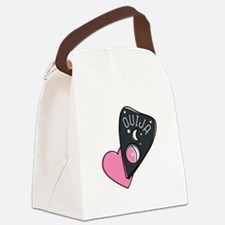 Love Ouija Canvas Lunch Bag