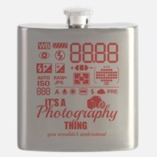 Unique Photography Flask