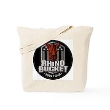 Rhino Bucket Tote Bag