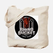 Rhino Bucket Tote Bag