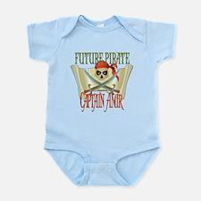 Captain Amir Infant Bodysuit