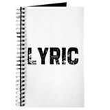 Lyric Journals & Spiral Notebooks