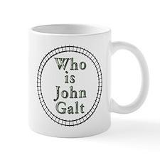 John Galt RR Small Mug
