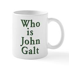 John Galt $ Small Mug