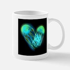Glowing Jellyfish Mugs