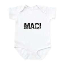 Maci Infant Bodysuit