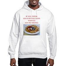 Cute Waffle house Jumper Hoody