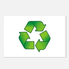 Cool Recycling Postcards (Package of 8)