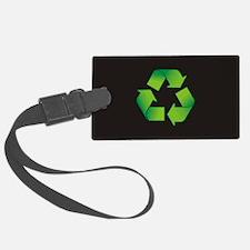 Cute Environmental Luggage Tag