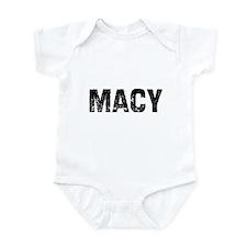 Macy Infant Bodysuit