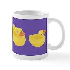 Toy Rubber Duck Pattern Ceramic Coffee Mug
