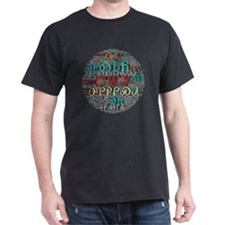 Funny Cherokee letters T-Shirt