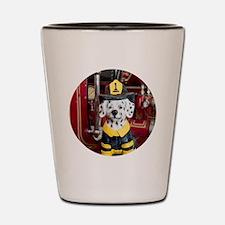 Cute Dalmatian Shot Glass