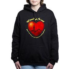 Cute Medical Women's Hooded Sweatshirt