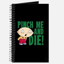 Family Guy Pinch Me Journal