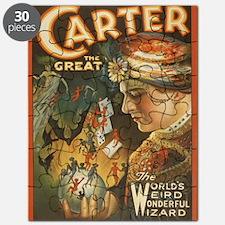 Unique Carter Puzzle