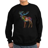 Abstract Sweatshirt (dark)