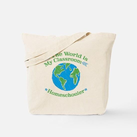 Funny Homeschool Tote Bag