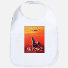 Vintage poster - Air France Bib