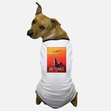 Vintage poster - Air France Dog T-Shirt