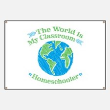 World is My Classroom Banner