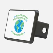 World is My Classroom Hitch Cover